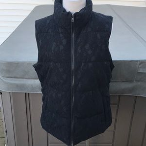 Banana republic amazing lace vest new with tags